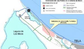 Garífuna se movilizan contra megaproyecto en Honduras