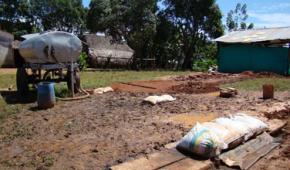 Suspenden construcción de pozo de agua para comunidad Achagua