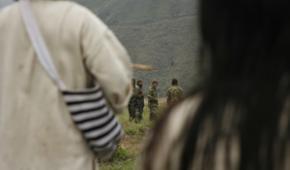 Militares violan sitios sagrados en la Sierra