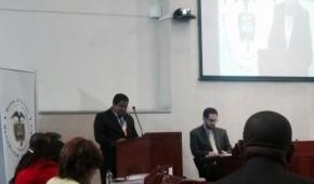 Senador Indígena por MAIS desnudó ante la Corte Constitucional la crisis de la salud en el Chocó