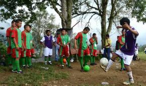 Primer Campeonato Nacional de Fútbol de los Pueblos Indígenas