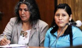 Indígena acusada de matar a marido agresor es condenada a prisión perpetua