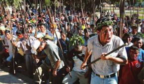 Indígenas sufren Estado de Emergencia en la Amazonía peruana
