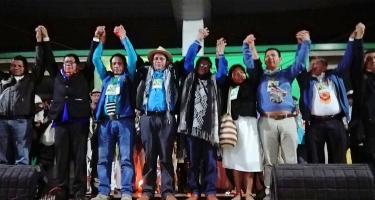 IX Congreso Nacional de los Pueblos Indígenas de la ONIC eligió Consejo Mayor de Gobierno 2016 - 2020